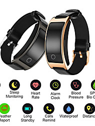 cheap -CK11S Smart Bracelet Blood Pressure Smartwatch Heart Rate Monitor Wrist Watch Fitness Bracelet Sport Pedometer Wristband Calorie