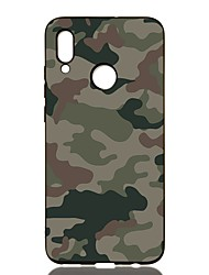 cheap -Case For Huawei P20/P20 Pro/P20 lite Shockproof / Frosted / Pattern Back Cover Animal TPU Soft For Huawei P Smart 2019/P30/P30 Pro/P30 Lite/P Smart Plus/P8 Lite 2017/P9 Lite mini/P10/P10 Lite