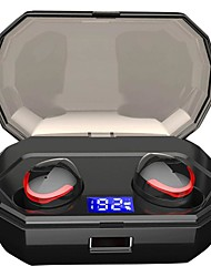 cheap -R10 TWS True Wireless Bluetooth 5.0 Earphone IPX7 Waterproof Stereo Mini Earbuds Sports Headset With Mic For Android IOS