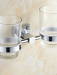 cheap -Toothbrush Holder Creative Modern Glasses 1pc - Bathroom Wall Mounted