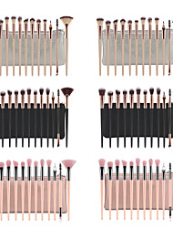cheap -Professional Makeup Brushes 12pcs Soft New Design Full Coverage Adorable Comfy Plastic for Makeup Set Makeup Tools Makeup Brushes Eyeliner Brush Makeup Brush Lash Brush Eyebrow Brush Eyeshadow Brush