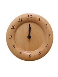 Недорогие -часы настольные часы современные современные пластиковые круглые