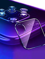 Недорогие -защитная пленка для Huawei Mate 20 Pro / Huawei Mate 20 / Huawei Mate 20x закаленное стекло 1 шт. Защитная пленка для объектива камеры высокого разрешения (HD) / 9h твердость / взрывозащищенный