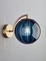 Недорогие -LED Спальня / Кабинет / Офис Металл настенный светильник 110-120Вольт / 220-240Вольт 20 W