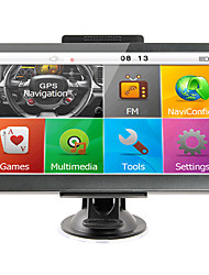 cheap -7 inch Car GPS Navigation 256/8GB support Russia/EU/South America/Asia/Africa/AU NZ Maps