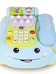 cheap -Reading Toy Toy Phone Stress and Anxiety Relief Relieves ADD, ADHD, Anxiety, Autism Parent-Child Interaction Cartoon Characters Plastic Shell ABS Resin Cartoon 3 pcs Baby All Toy Gift