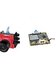 cheap -Caddx Turtle V2 1080p 60fps Mini HD FPV Camera w/ DVR - Red