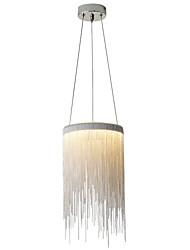 cheap -LED12W Aluminum Stream Chandelier/ Tassel LED Pendant Light for Dinning Room Shop Room Coffee Bar/ Warm White / White