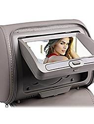 Недорогие -XD-783 7 дюймовый Подголовник MP3 / Поддержка SD / USB / IR передатчик для Универсальный Mini USB Поддержка MPEG / AVI / RMVB MP3 / WAV / CD-диск JPEG / JPG