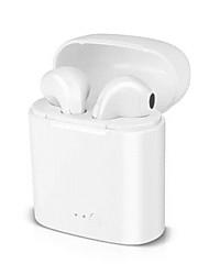 Недорогие -LITBest TWS TWS True Беспроводные наушники Беспроводное EARBUD Bluetooth 4.2 С подавлением шума Стерео С зарядным устройством
