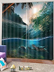 abordables -rideaux durables luxueux de style chinois épaississant le rideau de panne d'électricité pour le rideau coloré de fond de chambre à coucher de salon prêt à l'emploi