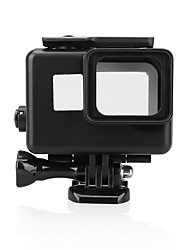 cheap -Waterproof Housing Case Water-Repellent Water Resistant Waterproof Case For Action Camera Gopro 6 Gopro 5 Snorkeling Diving / Boating Windsurfing 100% Silicone