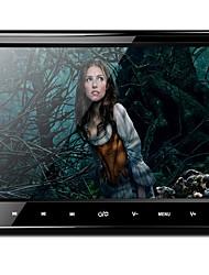 Недорогие -XD-1101D 10.1 дюймовый Подголовник MP3 / Поддержка SD / USB / IR передатчик для Универсальный HDMI / MicroUSB Поддержка MPEG / AVI / RMVB MP3 / WMA / CD-диск JPEG / JPG
