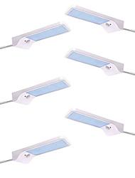 Недорогие -6 шт. 3 режима человеческого тела индукции солнечной настенный светильник 36 бусин светодиодные садовые лампы балкон открытый водонепроницаемый освещение