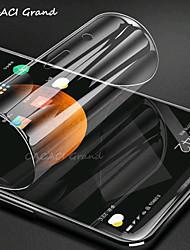 Недорогие -новый 3D полный чехол мягкая гидрогелевая пленка для samsung galaxy a7 2018 a750 a8s a6s a9s j6 j4 2018 s10 lite plus защитная пленка
