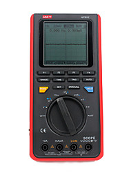 cheap -UNI-T UT81C Digital Multimeter Handheld LCD Scopemeters Oscilloscope 8MHz 40MS/s Real-Time Sample Rate With USB Interface