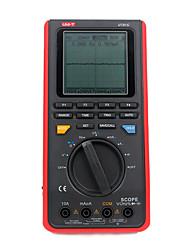 abordables -multimètre numérique scopemeters lcd de poche multimètre numérique oscilloscope 8mhz 40ms / s taux d'échantillonnage en temps réel avec interface usb