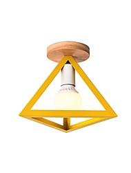 abordables -plafonnier métallique pendnat luminaire géométrique encastré lumières lumière ambiante finitions peintes métal nouveau design
