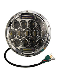 cheap -7 Inch Motorcycle LED Projector Headlight Hi/Lo Beam for Harley