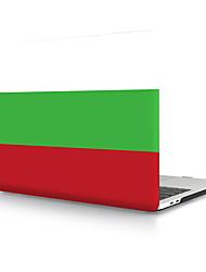 Недорогие -твердая обложка из пвх с болгарским флагом для мобильного телефона MacBook Pro Air с сетчаткой 11/12/13/15 (a1278-a1989)