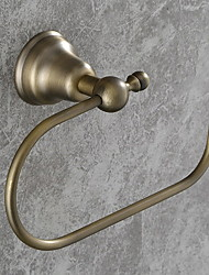 cheap -Towel Bar Creative / Multifunction Modern Brass 1pc Wall Mounted
