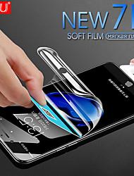Недорогие -Защитная плёнка для экрана для Apple TPG Hydrogel Защитная пленка для экрана HD