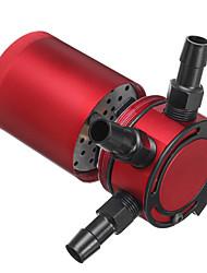Недорогие -универсальный 3-портовый маслоуловитель / банка / бак / резервуар воздушно-масляный сепаратор