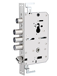 cheap -6068 square head cylinder overlord intelligent security door automatic all steel 30*240 cylindrical lock body has hook