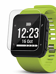 Недорогие -3 шт протектор экрана для garmin предтечи 35/45 / 45s умные часы из закаленного стекла пленка против царапин высокой четкости