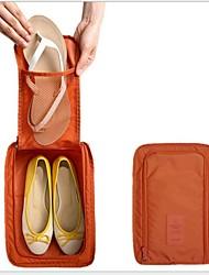 abordables -Toile Fermeture Bagage à Main Couleur unie Quotidien Orange / Fuchsia / Bleu Ciel