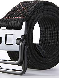 cheap -Men's Party / Work / Basic Waist Belt - Color Block / Solid Colored