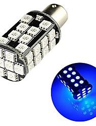 cheap -1157 BAY15D 40SMD 5050 LED Blue Car Tail Turn Brake Light Bulb