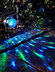 Недорогие -Проектор огни Творчество Солнечная энергия 1шт