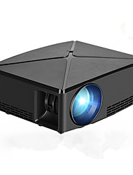 cheap -Projector 720P Resolution Portable LED Projector C80 for Home Cinema