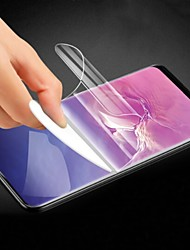 cheap -Case For S10 Plus S10 E For Samsung Galaxy S9 S10 S9 Plus S8 S8 Plus S10 Plus S10 E Full Cover Screen Protector Silicone TPU Film Hydrogel Sticker