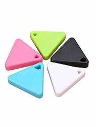 cheap -Cat Dog Anti Lost Alarm GPS Tracker Key Finder GPS Wireless Electronic / Electric Selfie Shutter Changeble Battery Low power Consumption Solid Colored Plastic White Black Blue Pink Green