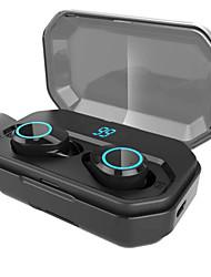 cheap -X6 Pro TWS Bluetooth 5.0 earphone Wireless 4000mAh Charging Case Waterproof PK XIAOMI Bluetooth Headset AirDots