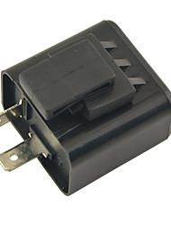 cheap -Motorcycle Turn Signal Flasher Relay 2 Pin  LED Indicator Light-(No Sound.12V)