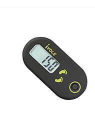 cheap -AU-333 Electronic Pedometer Other OS Outdoor / Ultra Light (UL) / Youth Gravity Sensor Neoprene / Mixed Material Black+Gray