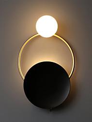 cheap -LED / Modern Contemporary Flush Mount wall Lights Bedroom / Shops / Cafes Metal Wall Light 110-120V / 220-240V 5 W