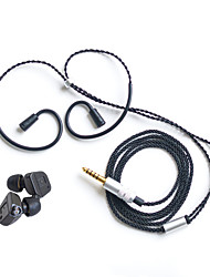 Недорогие -LITBest RC-MMCX-35SB Наушники-вкладыши Проводное Мобильный телефон С подавлением шума Стерео Sweatproof