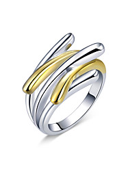 cheap -Open Ring Silver Alloy 1pc Adjustable / Women's / Daily