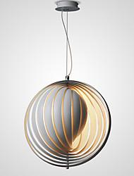 cheap -Globe Flush Mount Lights Ambient Light Painted Finishes Metal Adjustable, Creative 110-120V / 220-240V