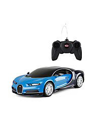 cheap -1:24 Toy Car Music Car Remote Control / RC Parent-Child Interaction Plastic Shell All
