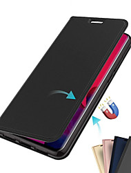 cheap -Magnetic Leather Book Flip Phone Case For Huawei P30 Pro P30 Lite P30 Card Holder Wallet Cover For Huawei P20 Pro P20 Lite P20