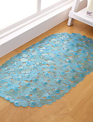 cheap -1PC Bath Tub Mat, Non-Slip Shower Mats with Suction Cups and Drain Holes, Bathtub Mats Bathroom Mats Machine Washable, Clear Blue