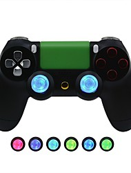 cheap -Game Controller Replacement Parts PS4 Wireless Controller Modified LED Light Board XBOX ONE Handle LED Light Board with Rocker Cap