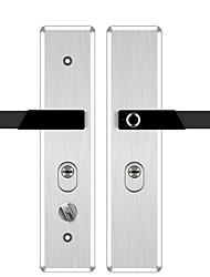 cheap -T1 Stainless Steel Intelligent Lock Smart Home Security System Fingerprint unlocking / Mechanical key unlocking Home / Office Security Door / Wooden Door (Unlocking Mode Fingerprint / Mechanical key)