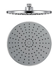 cheap -10 inch Round ABS Shower Head