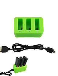 cheap -DJI Tello 1 pc Portable Charger RC Quadcopters RC Quadcopters Quick Charging / 3-in-1